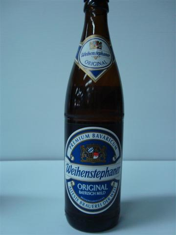 Weihenstephaner Original 5.1% Alc Vol